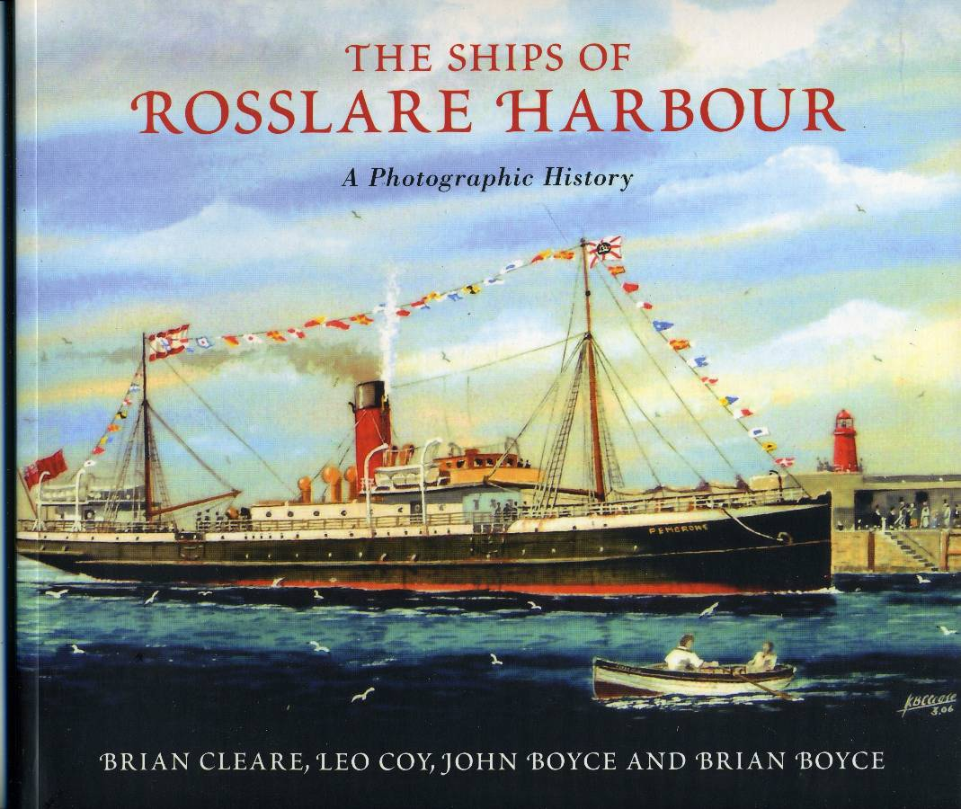 The Ships of Rosslare Harbour - eBay Listing